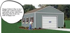 """Did you know you can turn your shed into a """"man cave?"""