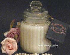 Gorgeous Lolly Jar Candle by #PerreLaneCandles  #Wollongong