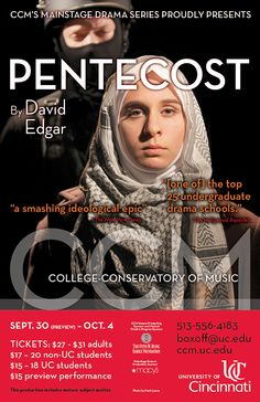 pentecost david edgar review