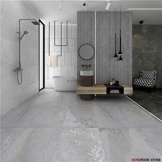 Rustic Large Format Dark Grey Cemento Porcelain and Ceramic Floor and Wall Tiles - China Cement Tile, Matt Tile | Made-in-China.com