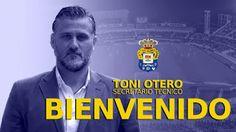 TIEMPO DE DEPORTE: Toni Otero, nuevo secretario técnico de la UD Las ...