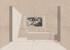 Milo Ayden De Luca   London Bedroom Refurbishment, 2013.