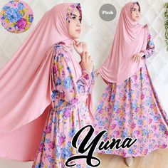 yuna pink Rp130rb, bahan silk satin, ld 100cm, jilbab spandek korea pakai pad, pjg baju 138cm, lebar kaki bawah 280cm, berat 750gram  contact us  FB fanpage: Toko Alyla  line@: @alylagamis  WA: 0812-8045-6905    toko online baju muslim  gamis murah  hijab murah  supplier hijab  konveksi gamis  agen jilbab