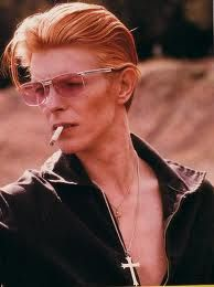 As The Man Who Fell to Earth.