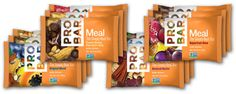 This pack has something for everyone. We've taken twelve of our PROBAR Meal™ bars and packaged them together in one box. This is the perfect way to enjoy a different PROBAR Meal™ bar every day, or introduce someone to your favorite meal replacement bar. Contains one bar each of our Original Blend, Whole Berry Blast, Superfood Slam, Superfruit Slam, Superberry & Greens, Chocolate Mint, Oatmeal Raisin, Koka Moka, Superfruit Slam, Peanut Butter Chocolate Chip, Double Chocolate, and Peanut…