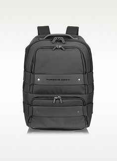 Porsche Design Cargon 2.5 - Black Backpack Carry On Trolley
