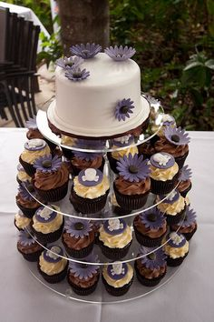 Jane and Stephen's Wedding by Miss Kate Cupcake, via Flickr