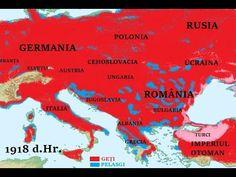 ETNOGENEZA ROMÂNILOR ÎN 6 MINUTE (BAZINUL GENETIC) Albania, Genetics, Austria, Youtube, Movie Posters, Poland, Greece, Film Poster, Youtubers