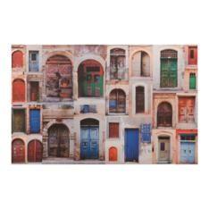 printed multi doors 90x140cm