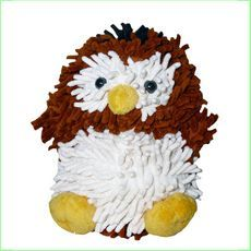 Owl Round Animal Soft Toy - Green Ant Toys Online Toy Shop http://www.greenanttoys.com.au/shop-online/soft-and-plush-toys/round-animals/owl-soft-toy/