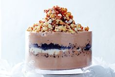 The Golden Gaytime is undoubtably everyone's favourite summer treat. However, Matt Moran's Gaytime trifle perfectly transforms this popular ice cream into an epic layered masterpiece.