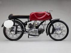 Italian Classic Moto Rumi Competition SS