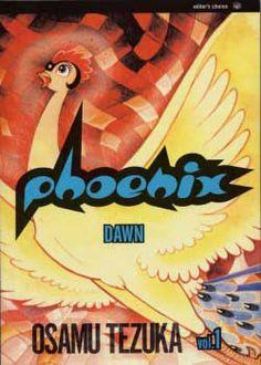 Phoenix by Osamu Tezuka
