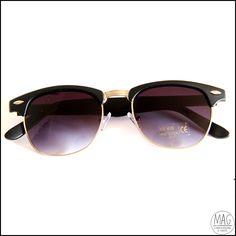 Óculos de sol, estilo anos 90.  Produto novo!