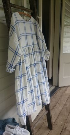 French Linen Dress MegbyDesign
