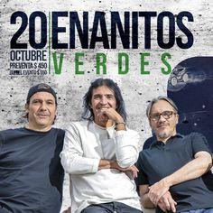Los Enanitos Verdes regresan a la Ciudad de México, tras dos años de ausencia. La icónica banda argentina repasara en exclusiva sus 30 años de trayectoria.