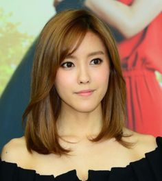 Korean Shoulder Length Hairstyles Google Search Hair Color And