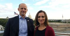 Independent presidential candidate Evan McMullin's running mate Mindy Finn on the stakes in November.