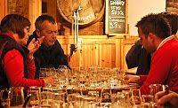 Whisky Tasting mit 6 drams in der Aberlour Distillery.