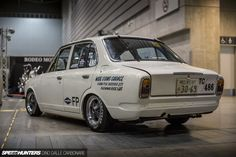 Built For Fun: The Hi-Fence Corolla - Speedhunters S Car, First Car, Toyota Corolla, Vintage Japanese, Pick Up, Old Cars, Rodeo, Fence, Automobile