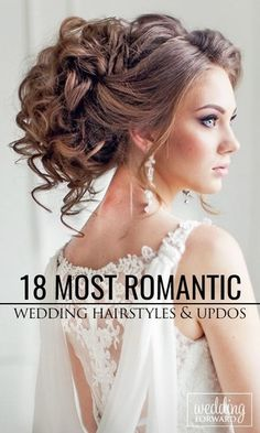 Voluminous Cascading Curls - The Prettiest Romantic Hairstyles to Try Right Now - Photos