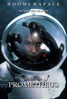 普羅米修斯(Prometheus)poster