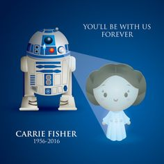 Even though I never met her, I tear up every time I think about Carrie being gone and I absolutely love theses memes about her but can we please remember that we also lost Kenny 'R2-D2' Baker about 4 months before Carrie on Aug. 13th 2016? Love for both❤ ~By Jerrod Maruyama.