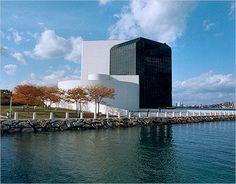 JFK Library   II   IM Pei