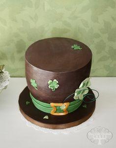 St. Patrick's Day #St.Patrick'sDay #Cake