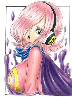 Reiju Vinsmoke Vinsmoke Family One Piece Manga Anime One Piece, One Piece Fanart, Manga Art, Anime Art, One Piece Nami, One Piece Images, Awesome Anime, Fantasy Girl, Cool Art