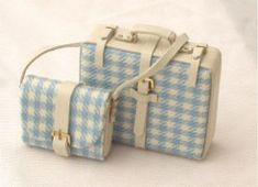 Numerous ideas for handbags, clutches and luggage