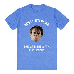 Scott Sterling, The Man The Myth The Legend