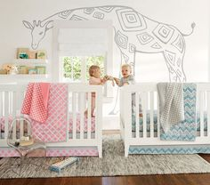 When choosing furniture for the nursery, keep in mind that it will have a big impact on the room's style, setting the tone for a contemporary, classic, whimsical or vintage-inspired space. Begin with crib selection. Because of its prominence and frequent use, the crib will have the most influence on the room's style and traffic flow.