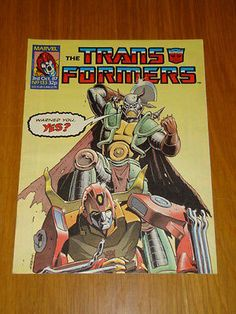 Transformers british #weekly #133 #marvel uk #comic 1987,  View more on the LINK: http://www.zeppy.io/product/gb/2/361716774601/
