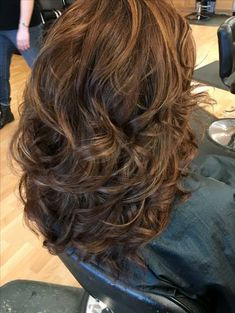 Trendy hair styles for medium length hair with layers perms 28 ideas Haircuts For Long Hair, Permed Hairstyles, Straight Hairstyles, Party Hairstyles, Hairstyle Ideas, Wedding Hairstyles, Medium Hair Styles, Curly Hair Styles, Hair Illustration