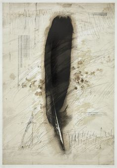 Title  Feather VII  Artist  Takashi Hirata  Year  2005  Process  Lithograph  Size  96x66cm