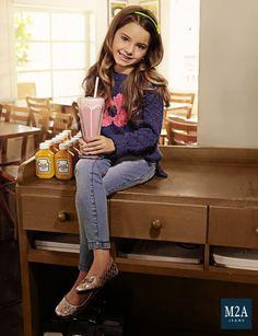 M2A Jeans | Fall Winter 2014 | Kids Collection | Outono Inverno 2014 | Coleção Infantil | look infantil; vintage; calça jeans infantil feminina; denim kids; milk shake.