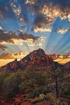 Beautiful Landscape photography : Sedona Arizona