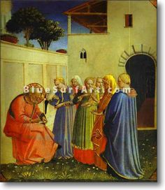 The Naming of John - £124.99 : Canvas Art, Oil Painting Reproduction, Art Commission, Pop Art, Canvas Painting