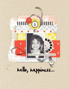 Hello Happiness digi