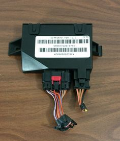 01-07 Town & Country Caravan Power Hatch Liftgate Control Module OEM P04686687AL #Mopar