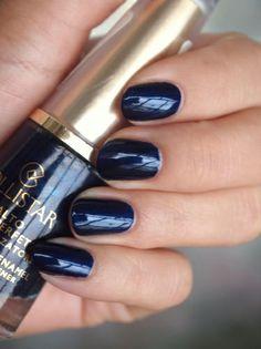 2 осенних красавца-лаки Collistar Perfect Nails Enamel № 44 Blu и 87 Khaki — Отзывы о косметике — Косметиста