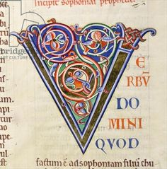 Illuminations: The Private Lives of Medieval Kings Illuminated Letters, Illuminated Manuscript, Medieval Tattoo, Book Of Kells, Letter Art, Alphabet Letters, Book Of Hours, Medieval Manuscript, Celtic Art