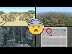 Amazing Minecraft Console Survival Seed With 8 Temples! Works on Xbox + + Nintendo Switch + PSVITA - WOW!