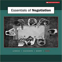 Download ebooks essentials of genetics pdf epub mobi by william essentials of negotiation canadian 3rd edition by lewicki tasa barry test bank fandeluxe Gallery