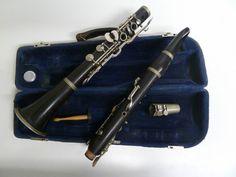 Alte Klarinette - Kohlert