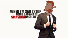 - Nigel Thornberry