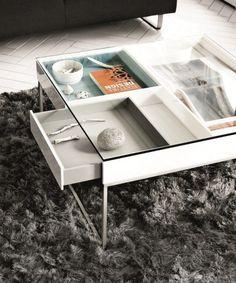 Moderner Esstisch von BoConcept * Ideen fürs Wohnzimmer * livingroom