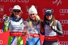 Overall-WC 1.Mikaela SHIFFRIN 2.Ilka Stuhec 3.Sofia Goggia Snowboard, Rugby, Mikaela Shiffrin, Freestyle, Audi Quattro, World Cup, Skiing, Overalls, Ski