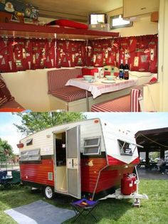 Have Wings, Will Travel: Vintage Trailers